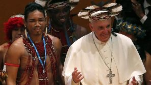 Bergoglio Amazon Synod